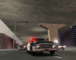 Buick Special Police