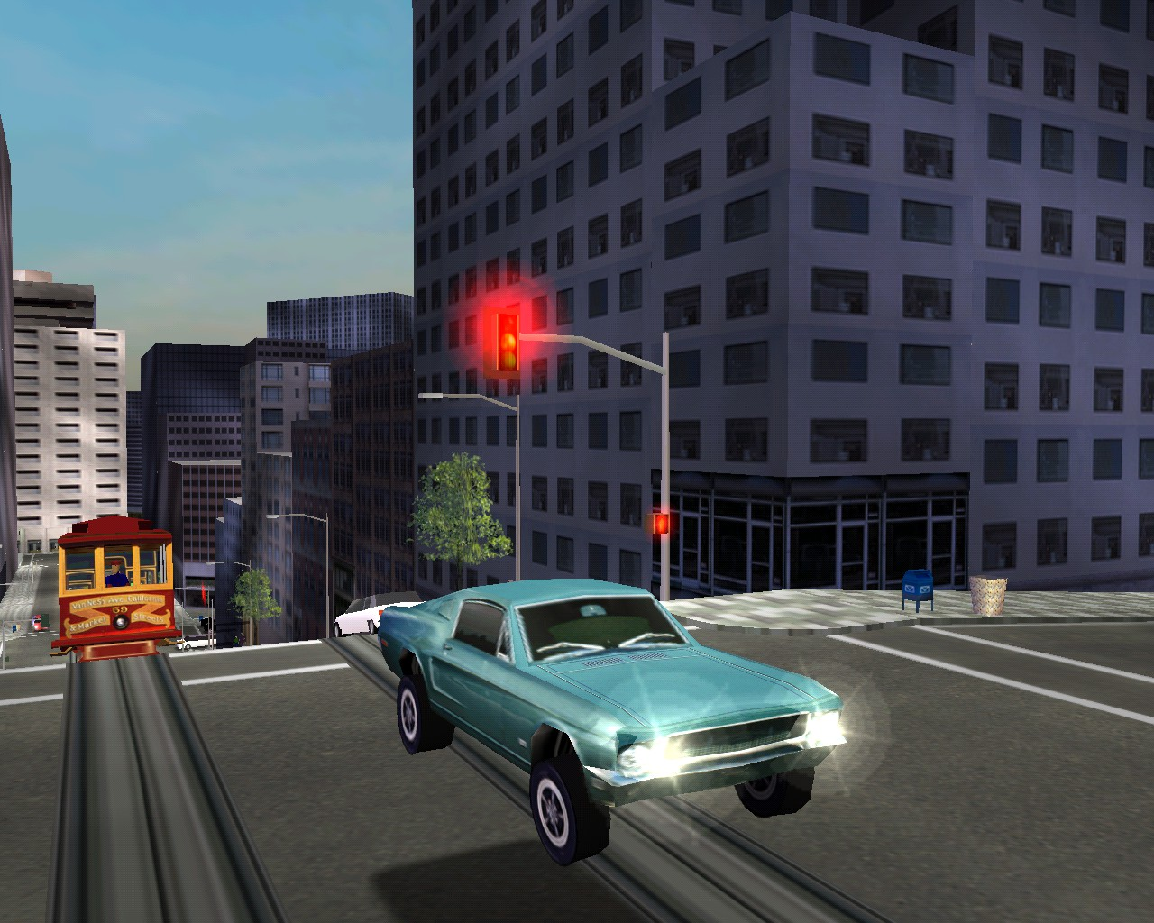 Image Ford Mustang Fastback Jpg Midtown Madness 2 Wiki