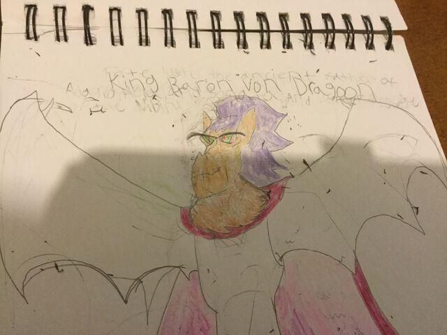 File:King Dragoon render by fan.jpg