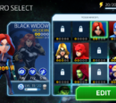 Black Widow - Modern