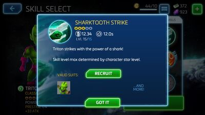 Sharktooth Strike