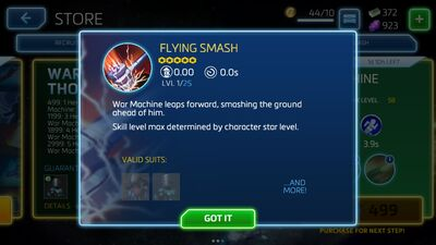 Flying Smash