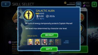 Galactic Aura