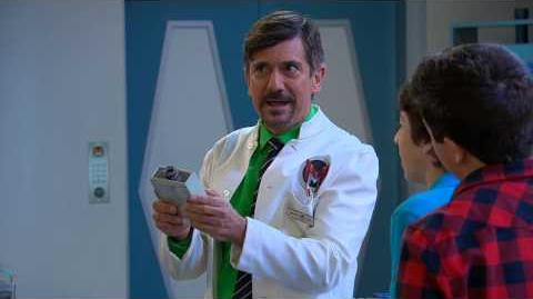 Clip - Atomic Blast From the Past - Mighty Med - Disney XD Official