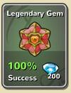 Legendary gem