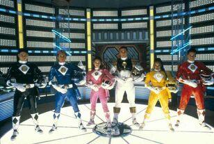 Mighty Morphin Power Rangers The Movie 43041 Medium