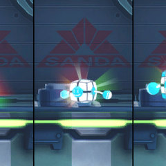 Small, medium, and large Xel