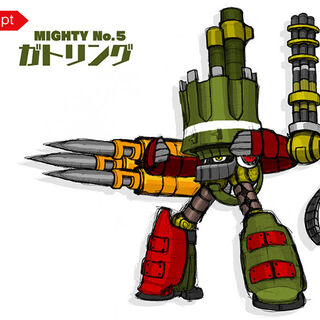 Mighty No. 5's Design