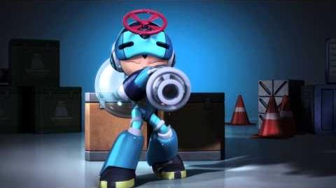 """Mighty No.9 The Animated Series"" Official Teaser"
