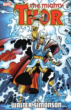 Thor by Walt Simonson TPB Vol 1 5