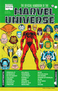 Official Handbook of the Marvel Universe Master Edition Vol 1 7