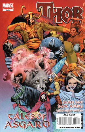 Thor Tales of Asgard Vol 1 3