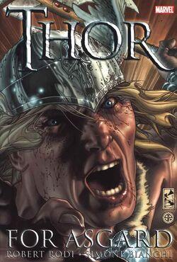 Thor For Asgard HC Vol 1 1