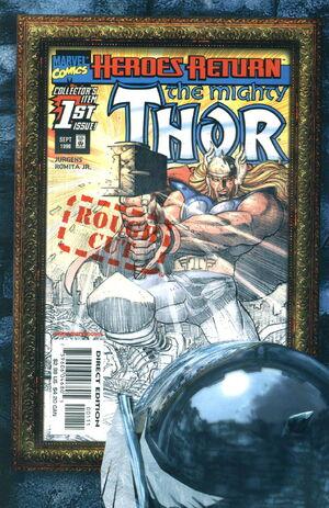 Thor Roughcut Edition Vol 1 1