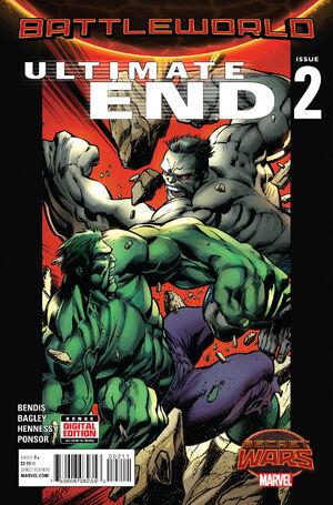Ultimate End Vol 1 2
