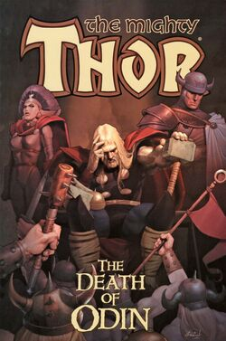 Thor The Death of Odin TPB Vol 1 1
