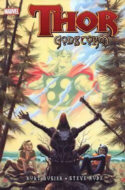 Thor Godstorm HC Vol 1 1