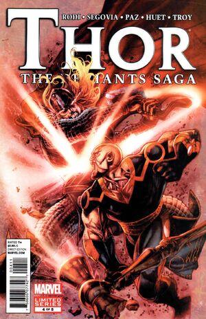Thor The Deviants Saga Vol 1 4