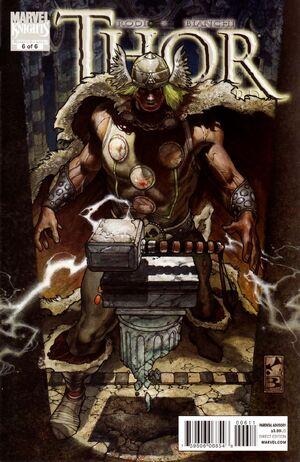Thor For Asgard Vol 1 6