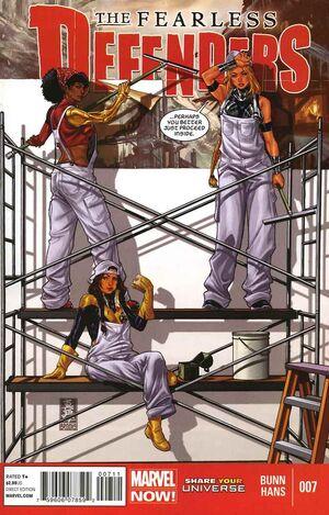 Fearless Defenders Vol 1 7