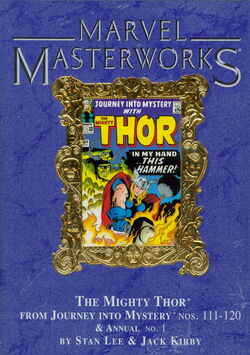 Marvel Masterworks Thor Vol 1 3
