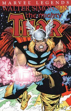 Thor Visionaries Walter Simonson Vol 1 2