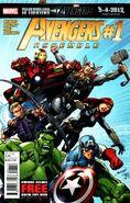 Avengers Assemble Vol 3 1
