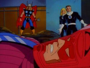 Fantastic Four (1994 Animated Series) Season 2 8