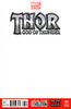Thor God of Thunder Vol 1 1 Blank Variant