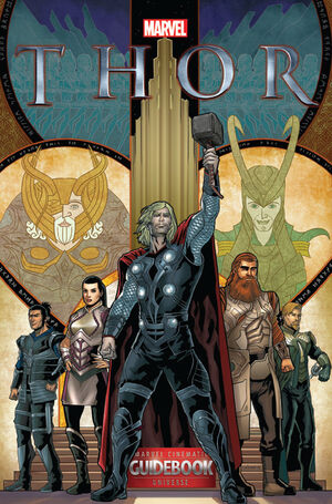 Guidebook to the Marvel Cinematic Universe Vol 1 3