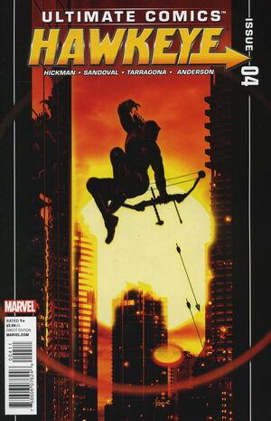 Ultimate Comics Hawkeye Vol 1 4
