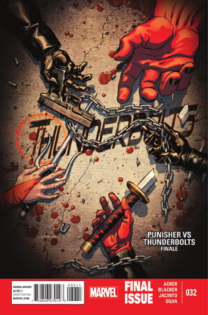 Thunderbolts Vol 2 32