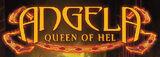 Angela Queen of Hel Logo