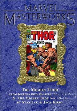 Marvel Masterworks Thor Vol 1 4 HC