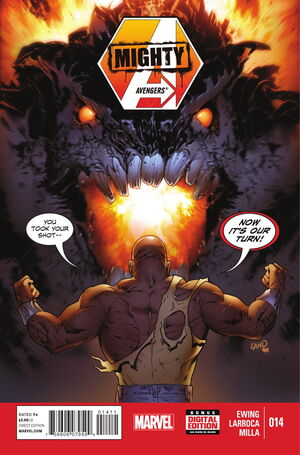 Mighty Avengers Vol 2 14