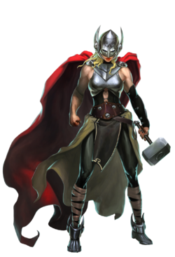 Thor (Jane Foster) (Earth-616)