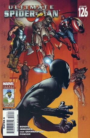Ultimate Spider-Man Vol 1 126