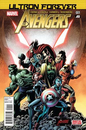 Avengers Ultron Forever Vol 1 1