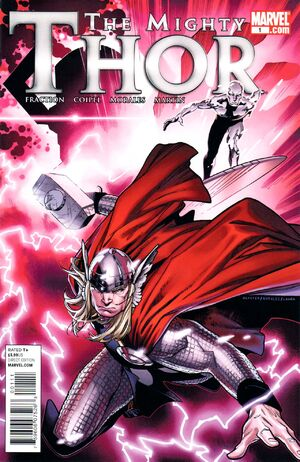 Mighty Thor Vol 1 1