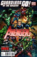 Avengers Assemble Vol 3 6