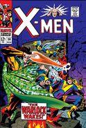 Uncanny X-Men Vol 1 30