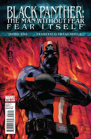 Black Panther The Man Without Fear Vol 1 521