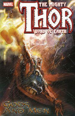 Thor Gods and Men TPB Vol 1 1