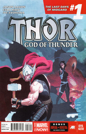 Thor God of Thunder Vol 1 19