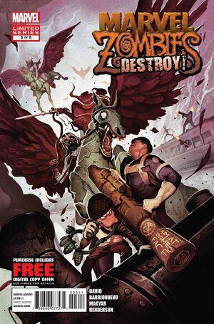 Marvel Zombies Destroy! Vol 1 3
