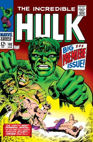 Incredible Hulk Vol 1 102