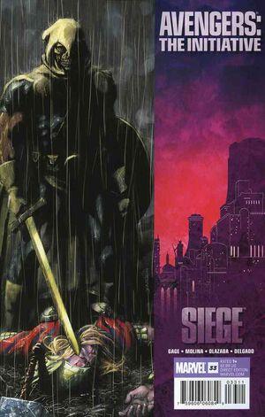 Avengers The Initiative Vol 1 33