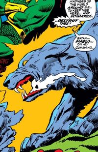 Satan (Dog) (Earth-616)