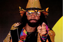 Randy savage crop north