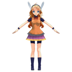 Luna Amane (Nanami) 311